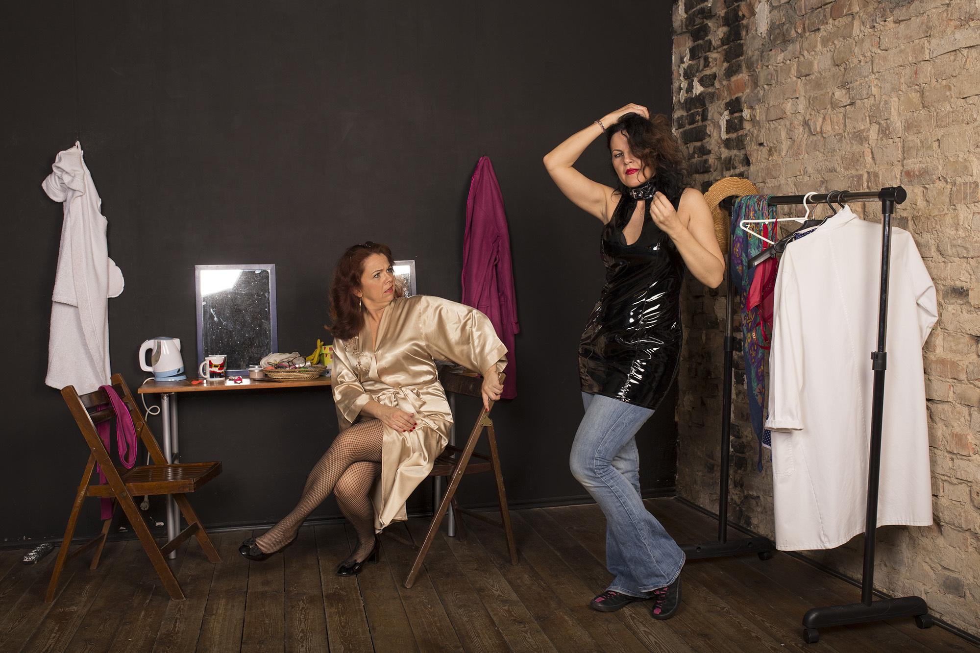 Aktorka randki ze starszą aktorką