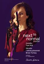 Next to Normal - plakat