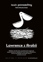 Lawrence z Arabii - plakat