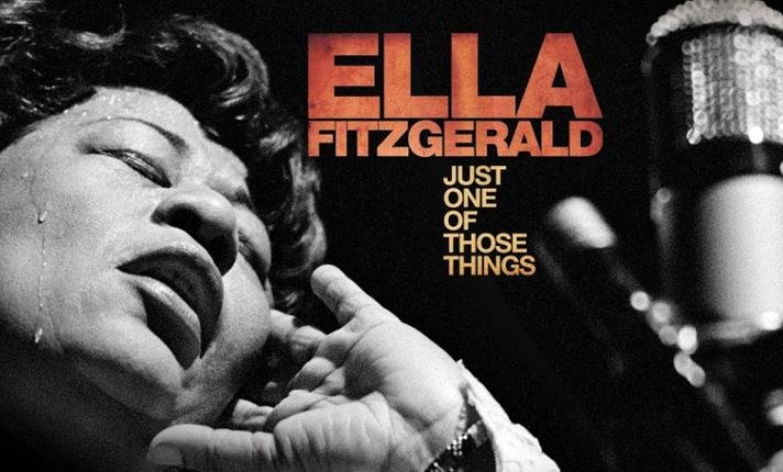 "KINO KĘPA JAZZ: ,,Ella Fitzgerald. Just One Of Those Things"" - zdjęcie"