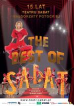 THE BEST OF SABAT - plakat