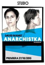 Anarchistka - plakat