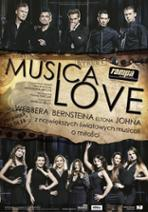 MusicaLove - The Show - plakat