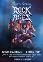 Rock of Ages - plakat