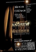 The best of ANDREW LLOYD WEBBER - plakat