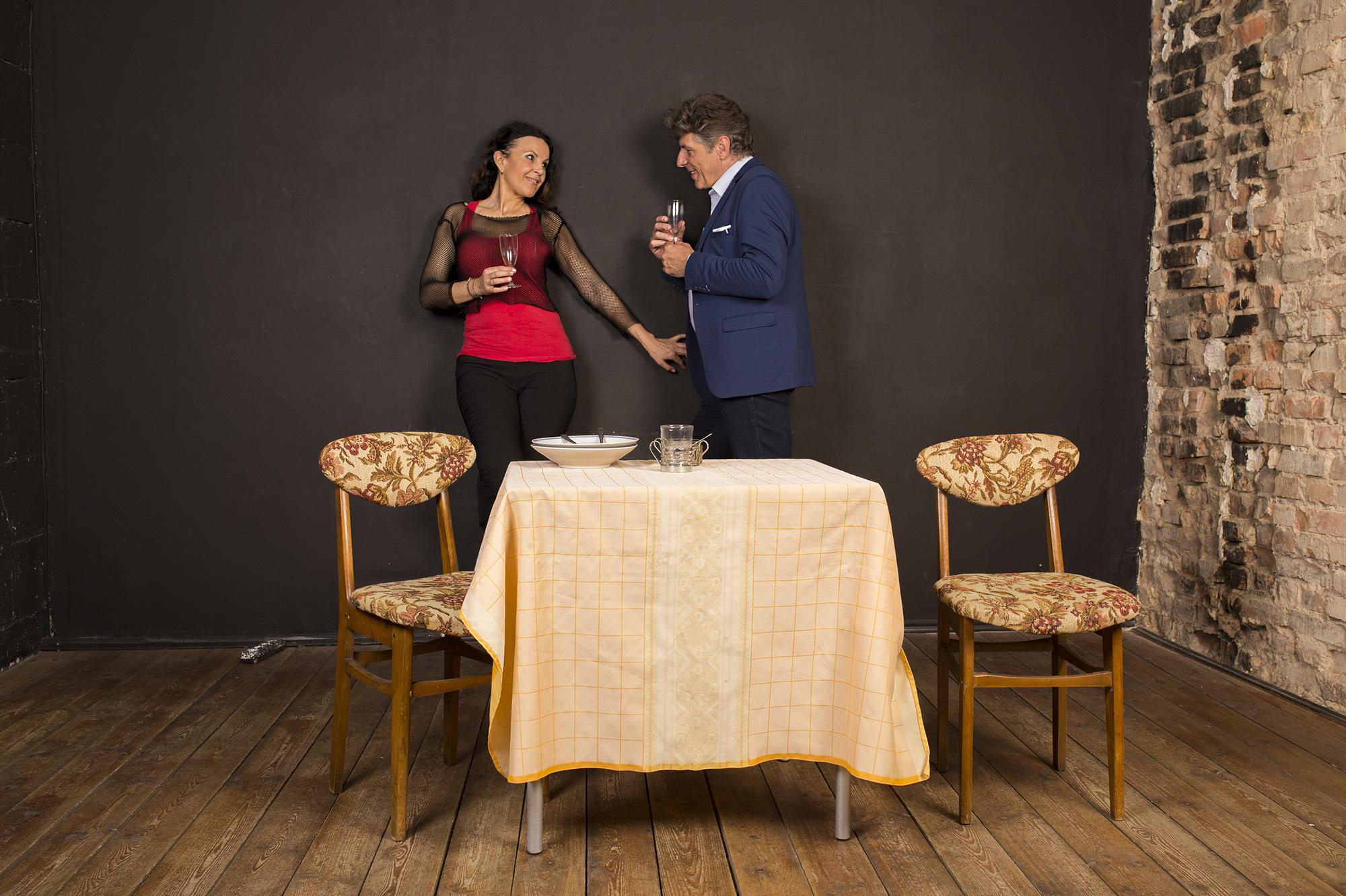 Średni czas spędzany na randkach online