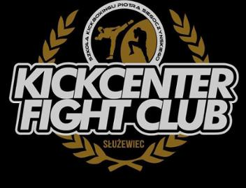 Kick Center Fight Club Służewiec - logo